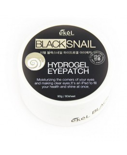 Ekel Hydrogel Eye Patch Black Snail