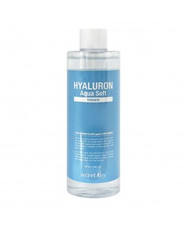 Secret Key Hyaluron Aqua Soft Tooner 500ml