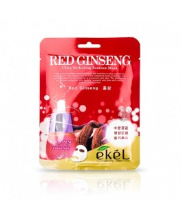 Ekel Red Ginseng Ultra Hydrating Essence Mask