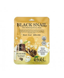 Ekel Black Snail Ultra Hydrating Essence Mask