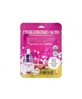 Ekel Hyaluronic Acid Ultra Hydrating Essence Mask