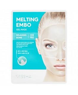 Missha Melting Embo Gel Mask Relaxing Bomb 30g