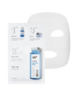 Missha 3 Step Mask Hydrating