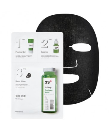 Missha 3 Step Mask Purifying