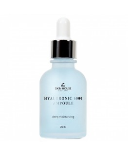 The Skin House Hyaluronic 6000 Ampoule 30ml