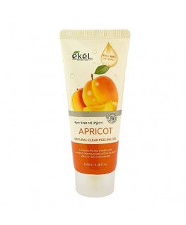 Ekel Apricot Natural Clean Peeling Gel 180 ml