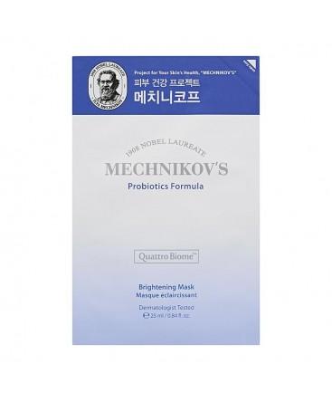 Holika Holika Mechnikov's Probiotics Formula Brightening Mask Sheet