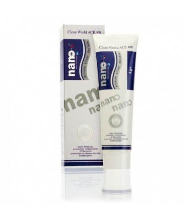 Hanil Toothpaste With Nano Silver 180g