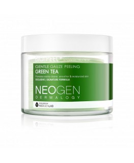 Neogen Dermalogy Bio-Peel Gauze Peeling Green Tea piiling-padjad