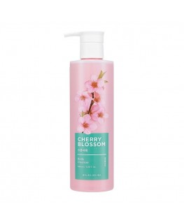Holika Holika Cherry Blossom Body Cleanser 390ml