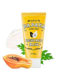 A'PIEU Fresh Mate Papaya Mask Peeling 50ml