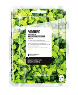 Superfood Green Tea Sheet Mask Soothing