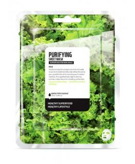 Superfood Kale Sheet Mask Purifying