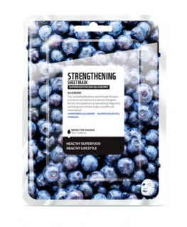 Superfood Blueberry Sheet Mask Strengthening