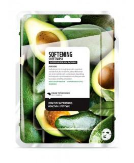 Superfood Avocado Sheet Mask Softening