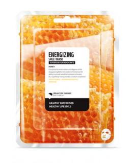 Superfood Honey Sheet Mask Energizing