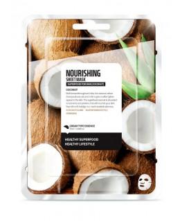 Superfood Coconut Sheet Mask Nourishing
