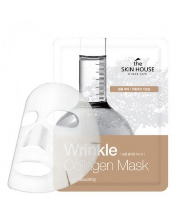 The Skin House Wrinkle Collagen Mask
