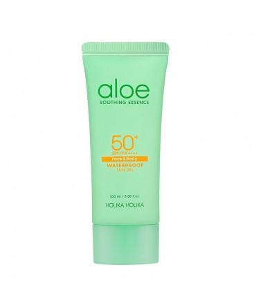 Holika Holika Aloe Soothing Essence Waterproof Sun Gel SPF50+ 100 ml