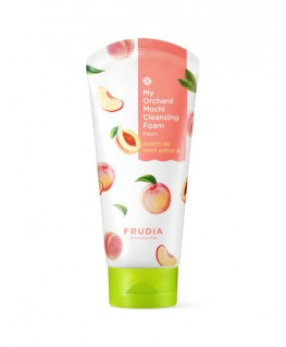 Frudia My Orchard Peach Cleansing Foam 120g
