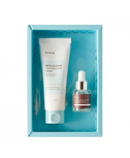 iUnik Beta Glucan Edition Skincare Set