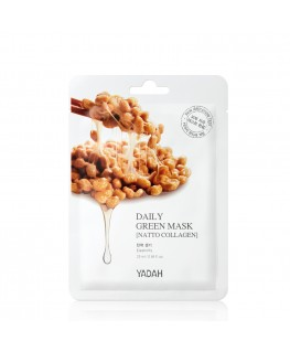 Yadah Daily Green Mask NATTO COLLAGEN