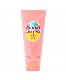 A'PIEU Hand Cream Peach 60ml