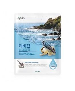Esfolio Bird's Nest Essence Mask Sheet