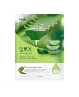 Esfolio Aloe Essence Mask Sheet