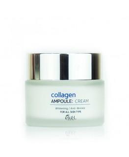 EKEL Collagen Ampoule Cream 50ml