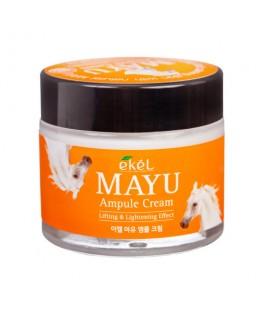 EKEL Mayu Ampoule Cream 70ml
