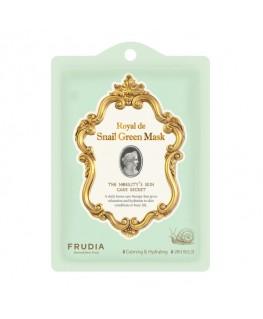 Frudia Royal De Snail Green Mask