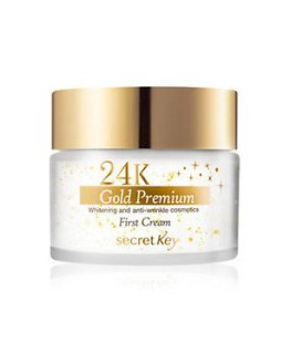Secret Key 24K Gold Premium First Cream 50g