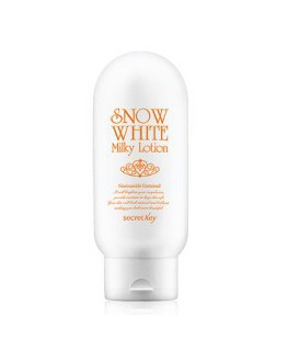 Secret Key Snow White Milky Lotion, 120 ml