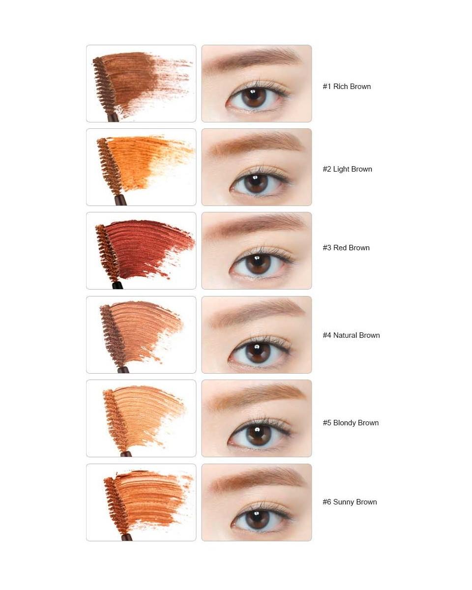 Etude House Color My Brows 45g Korea Cosmetics O Drawing Eyebrow New Buy 1 Get Butylene Glycol Disteardimonium Hectorite Lauryl Peg 9 Polydimethylsiloxyethyl Dimethicone Sodium Chloride Phenoxyethanol Disodium Edta